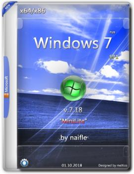 Windows 7 Ultimate SP1 x86/x64 /