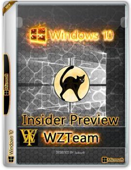 Microsoft Windows 10 October 2018 Update (версия 1809) UUP WZT [En/Ru]