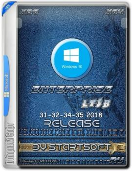 Windows 10 Enterprise LTSB x86 x64 Release by StartSoft 31-32-34-35 2018