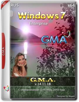 Windows 7 Корпоративная SP1 G.M.A. v.14.14.18 (x64)