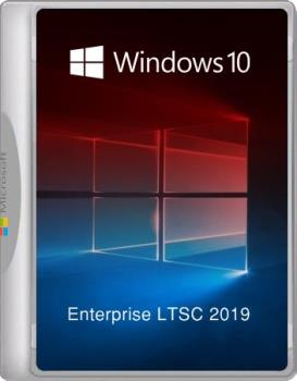 Windows 10 Enterprise LTSC 2019 17763.134 Version 1809 x86/x64 [2in1] DVD by Andreyonohov