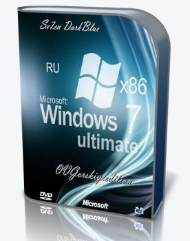 Windows® 7 Ultimate Ru x86 SP1 7DB by OVGorskiy® 11.2018