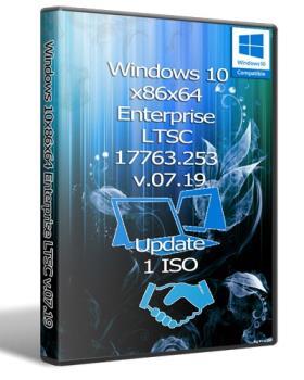 Windows 10x86x64 Enterprise LTSC 17763.253 by Uralsoft