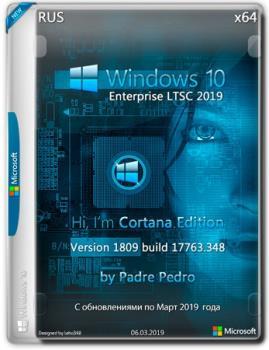 Windows 10 Enterprise LTSC 2019 Cortana Edition 1809 17763.348