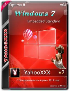 Windows Embedded Standard 7 SP1 'Optima II'