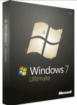 Windows 7 SP1 Pro Ultimate (x64) 6in1 OEM ESD July 2019 / by Generation2