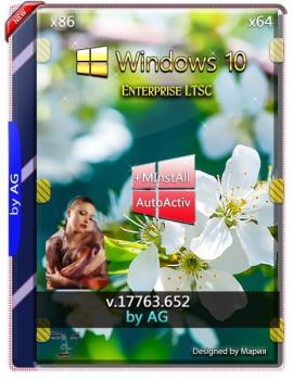 Windows 10 Enterprise LTSC WPI by AG 07.2019 [17763.652]