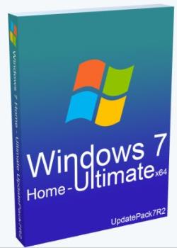 Windows 7 Home - Ultimate (x86/x64) UpdPack7R2 by ProDarks (19.8.15)