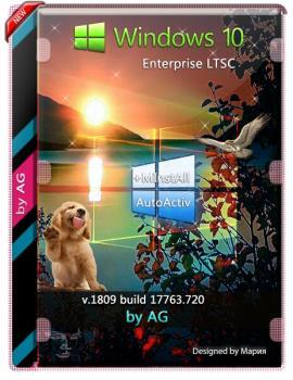 Windows 10 Enterprise LTSC WPI by AG 08.2019 [17763.720]