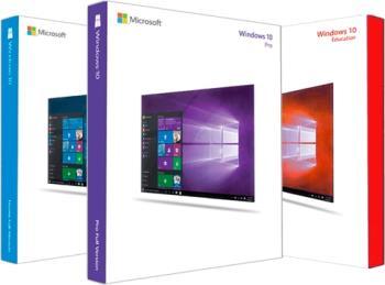 Оригинальные образы Windows 10.0.18362.356 Version 1903 (с обновлениями по сентябрь 2019)