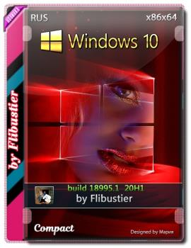Windows 10 20H1 Compact [18995.1] (x86-x64)