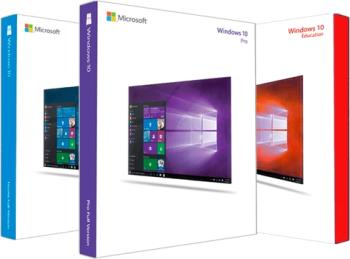 Windows 10.0.18363.418 Version 1909 - Русские оригинальные образы от Microsoft MSDN