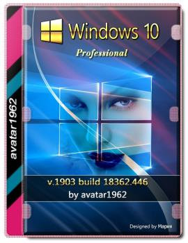 Windows 10 Pro by avatar1962 (x64)