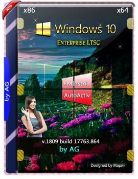 Windows 10 Enterprise LTSC WPI by AG 11.2019 [17763.864]