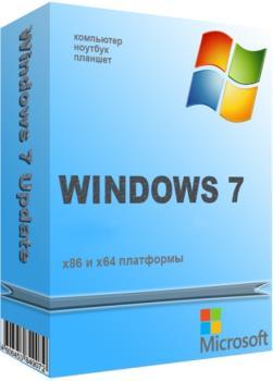 Windows 7 SP1 х86-x64 by g0dl1ke 19.11.15