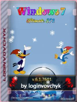 Windows 7 Ultimate SP1 (x86) Ноябрь 2019 с программами by loginvovchyk