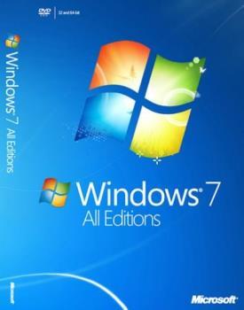 Обновленная сборка Windows 7x86x64 9 in 1 by Uralsoft