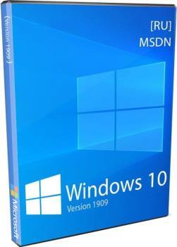 Обновленные оригинальные образы - Microsoft Windows 10.0.18363.592 Version 1909 MSDN