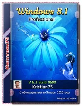 Windows 8.1 Pro by Kristian (x64)