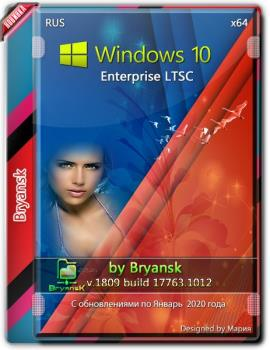 Windows 10 LTSC Dmitryi-Bryansk 1809(17763.1012) (x64)