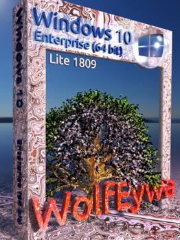 Windows 10 Enterprise 1809 Lite build 17763.973 by WolfEywa (x86-x64)