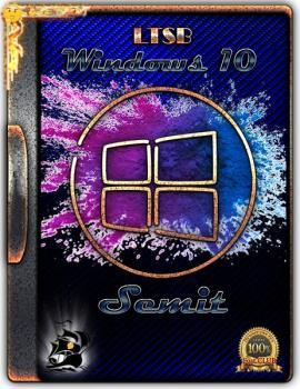 Windows 10 Enterprise LTSB 2016 v20.02 by Semit (x64)