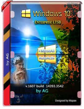 Windows 10 Enterprise LTSB WPI by AG 02.2020 [14393.3542]