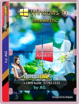 Windows 10 Enterprise LTSC WPI by AG 03.2020 [17763.1131]