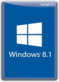 Windows 8.1 40in1 (x86/x64) +/- Офис 2019 by Eagle123 (03.2020)