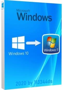 Windows 10 с оформлением семерки (1909) 10.0.18363.778 Pro RU 2020.04.16 by 113344ds