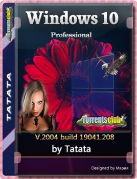 Windows 10 Pro v2004 build 19041.208 (x64)