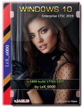 Windows 10 без слежки за пользователем Enterprise LTSC 2019 v1809 (x86/x64) by LeX_6000 [14.05.2020]
