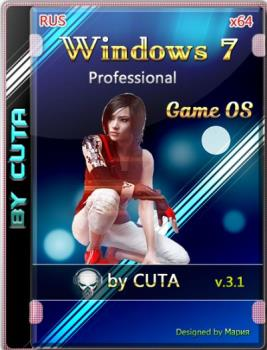 Windows 7 Professional SP1 x64 Game OS 3.1 Final by CUTA