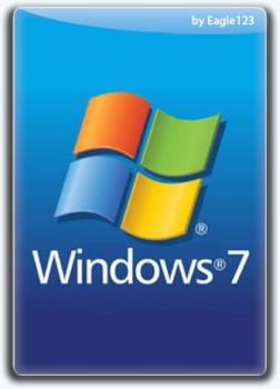 Windows 7 SP1 52in1 (x86/x64) +/- Office 2019 by Eagle123 (Сентябрь 2020)