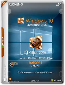 Windows 10x86x64 Русская Enterprise LTSC & Office2019 by Uralsoft