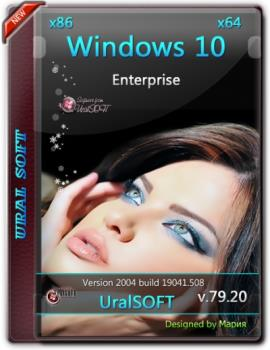 Windows 10x86x64 Enterprise 2004 19041.508 by Uralsoft