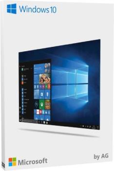 Сборка Windows 10 без метро приложений Enterprise LTSB x64 WPI by AG 11.2020 [14393.4104]