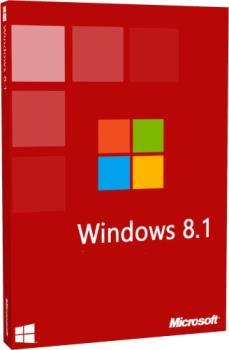 Легкая сборка Windows Embedded 8.1.19893 Industry Pro x86-x64 RU-RU DREY