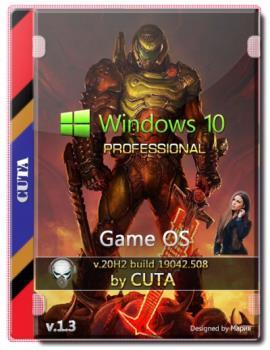 Windows 10 Professional 20H2 x64 Game OS 1.3 by CUTA