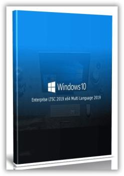 Windows 10 X64 Enterprise LTSC 2019 MULTi-24 MAY 2021 by Generation2