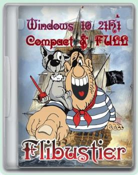 Windows 10 21H1 [19043.1055] Compact & FULL x64 by Flibustier (15.06.2021)