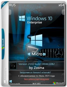 Windows 10 Enterprise micro 21H2 build 19044.1082 by Zosma (x64)