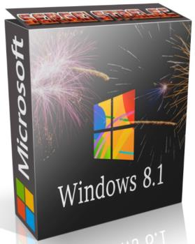 Windows 8.1 6.3 (Build 9600.20069) (24in2) x86/x64 by Sergei Strelec