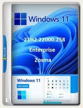 Windows 11 Enterprise micro 21H2.22000.258 by Zosma (x64)