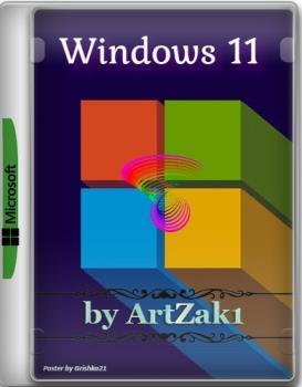 Windows 11 build 22000.282 Х64 by ArtZak1